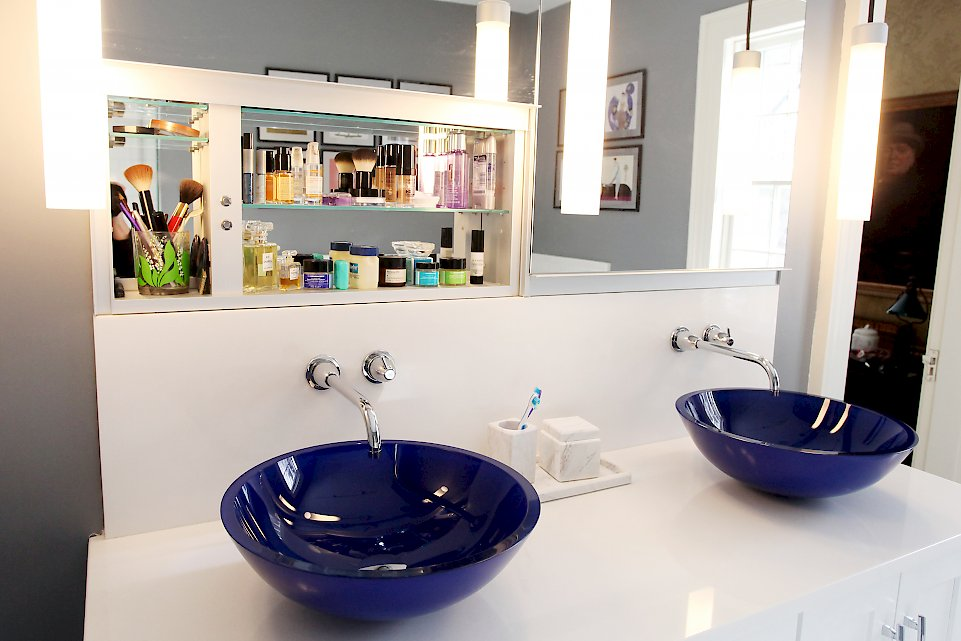 100 cobalt blue kitchen sink before and after pictures